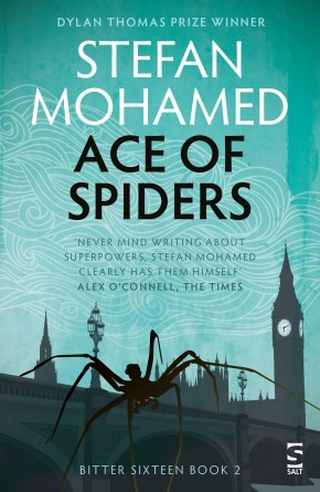 Ace of Spiders by StefanMohamed